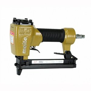 Высокое качество 422J Пневматические Nail Gun Воздух степлер Пневматический Brad Nailer Gun Jl7L #
