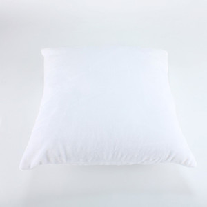 High Quality Soft Blank Heat Transfer Sofa Pillowcase 40*40cm White Sublimation Couch Cushion Throw Pillow Cover
