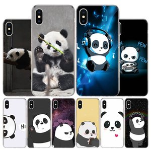 vipPanda Anime Cute Cover Phone Case For Apple iphone 11 12 Pro XR X XS Max 7 8 6 6S Plus + 7G 6G 5 SE 2020 Coque Popular