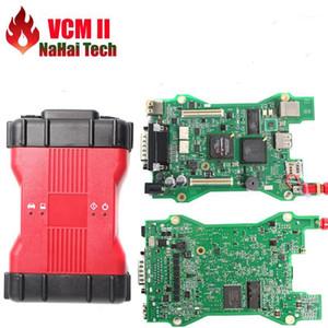 Top Quality VCM2 VCMII Profissional multi-linguagem para FRD VCM II IDS V101 V98 Ferramenta de diagnóstico VCM 2 Scanner para FRD M-AZDA1