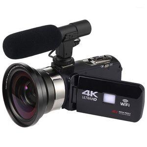 디지털 카메라 3.0 인치 비디오 카메라 48MP 홈 여행 전자 방지 4K HD1
