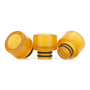 Newest 510 PEI Drip Tips PEI Plastic Raw Material Wide Bore Drip Tips MouthPiece Fit 510 Atomizers E Cig DHL Free