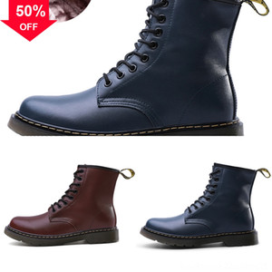 Explosive ModelsBoots classic Couple Outdoor Female Short Boots High dr Help Doc Tool winterboot #558