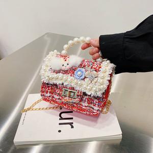 Internet Celebrity Childrens Bag Princess Toddler Kafuu Small Backpack Cute Mini Coin Handbag Crossbody Bag for Girls