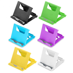 Foldstand Universal Adjustable Phone Desk Holder Stand Foldable Mount For iPhone iPad Samsung Tablet PC Smartphone Multi Colors