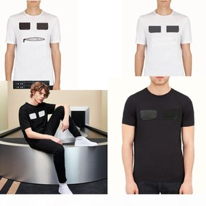 21ss Italian ROMA T-shirts Mens Designer T Shirts Brand Clothing Men Women Summer Oversize t-shirt with Rhinestone High Quality Tops