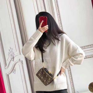 Rosa Sugao Designer Taschen FFHome Boxsäcke Frauen Casual Umhängetasche Walking Dog Bag Crossbody Tasche Neue Mode Geldbörse
