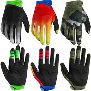 F-3 Color Motorcycle Bike Guantes de montar al aire libre Rider Bike Outdoor Protective Sports Gloves