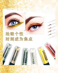 Hengfang 10 Farbe Flash-Eyeliner Hardbox 52270