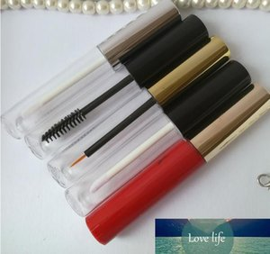 10ML Empty Cosmetic Container Refillable Eyeliner Eyelash Bottle Chapstick Lip Balm Lip Gloss Tube Mascara Cream Packing Bottles SN200