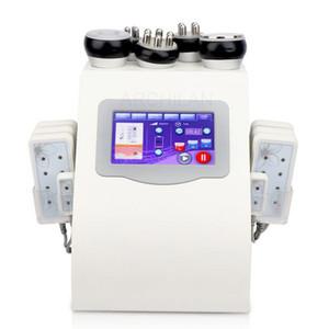 Ultrasonic Cavitation Machine Lipo Laser Weight Loss Slimming RF Face Lift Vacuum Body Shaping Fat Loss Multifunction Beauty Equipment