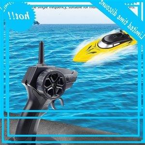 Bambini all'aperto Racing Summer Sades Spades Motore Giocattoli per bambini Visita elettrica RC Boat
