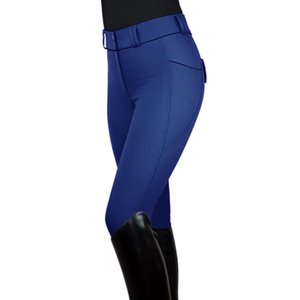 2021 Fashion Women Hip Lift Breeches Horse Riding Pants Outdoor Equestrian Trousers Women's Clothing