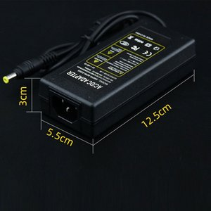 New Compatible 12V 5A 5.5mm*2.1mm Power Adapter For Output universal Laptop Monitor Charger