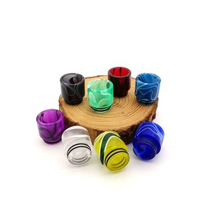 VapeSoon001 810 Acrylic Drip Tip Different Colors Suit For TFV12 Prince TFV8 BIG Baby Falcon King IJUST 3 etc