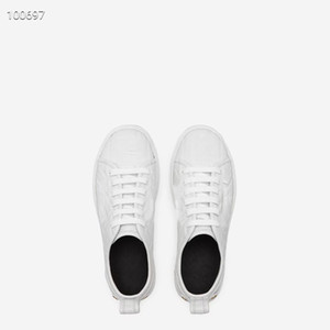 Mujeres Casuales Zapatos Impresión de cuero Craft especial Cómodo Versátil Versátil Banda de alta calidad Cabeza redonda Tamaño 35-41