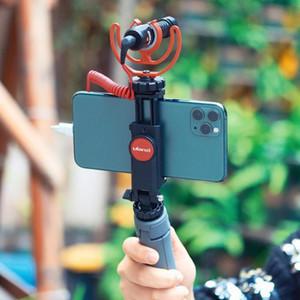BEESCLOVER MT-10 Desktop-Stativ Stabilisator Kunststoff tragbares Mini-Stativ für Kamera-Handy-d25