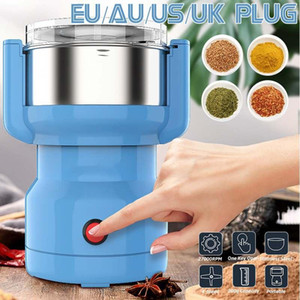 27000W 4-Blade Electric Coffee Bean Grinder Stainless Steel Electric Spices Pepper Herbs Nuts Mill Multifunction Smash Machine