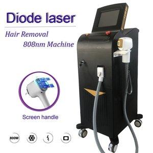Волоконные лазерные диодные диодные волокон 808nm Alexandrite Лазерная система Alexandrite Laser System Machine Nono Raight Swa Spa Salon