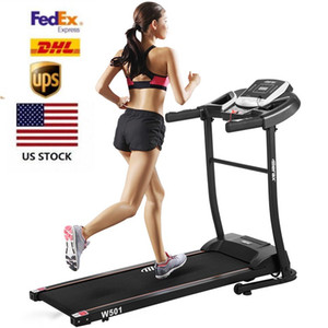 Classic Folding Electric Treadmill Home Gym Motorized Running Machine Female Sports Equipment Fast Shipping Stock IN USA MS189189BAA