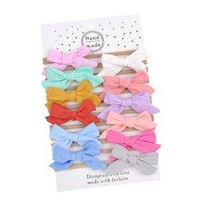 Candy cor sólido arco arco fita fita arcos headwear fotografia recém-nascido adereços meninas arco tiara tiara headwrap acessórios112 109 q jllrpu