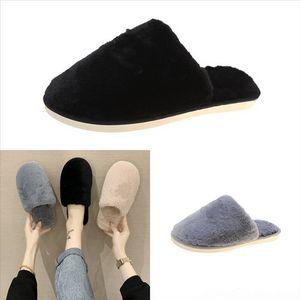 llbtk boot chinelos home chão slipper cute pelúcia senhoras indo sapatos casa bola inverno sapatos casuais outono pele pelúcia slipper feminino conforto