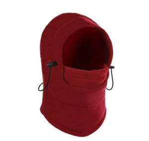 Outdoor Motorcycle Caps Unisex Cs Warm Barakra Hat Tactical Masks Head Cover Thicken Winter Ski Riding Cycling Caps wmtwzr dayupshop