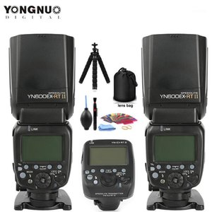 YONGNUO YN600EX-RT II 2.4G Wireless HSS 1 8000s Master Flash Speedlite + YN-E3-RTL Trigger Speedlite Transmitter for1