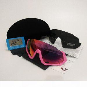 Polarized Cycling sunglasses Photochromic lens New Style Bicycle Running Fishing sport Sunglasses bicicleta Gafas ciclismo 3 pcs Lens 9401