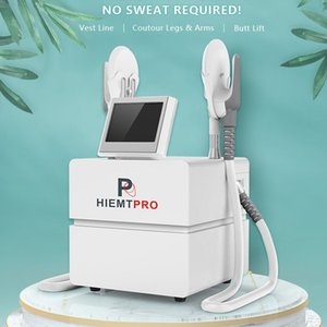 체중 감소 기계 EMS 톤 근육 자극기 Electrostimulation 러시아어 파도 Slimming Ems Electric Muscle Stimulator 장치