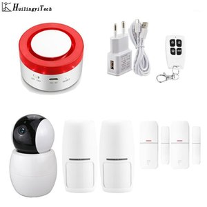 Tuya Smart Life Intellent Home Security WiFi Alarm Siren for Smart Life تطبيق مجاني