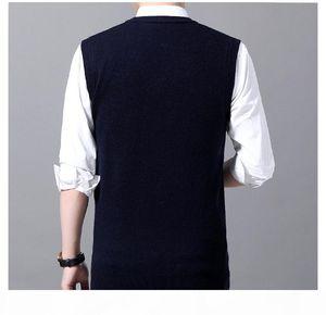 2020 new pony men's sweater vest v-neck jersey league jumper ralphmen pullover cashmere sleeveless brand clothing polo shirt jacket