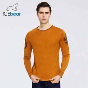 Icebear Spring Nouveau Pull pour hommes Chaud Couleur O-Colfumeur Vêtements 9003 201221