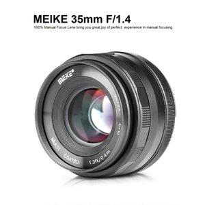 Prime lente Meike 85mm f / 1.8 Full frame Messa a fuoco automatica Portrait per Canon EOS EF Mount Reflex Digitali 1300D 600D + REGALO
