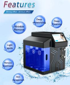 Best price hydro facial machine water aqua dermabrasion peeling black head removal micro dermabrasion facial machine
