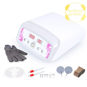 Brand New 4 In 1 Galvanic Magic Glove Microcurrent Facial Mask Bio Stimulation Face Lifting Tightening Machine