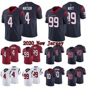 هيوستنتكساسDeshaun 4 واتسون JJ 99 واط DeAndre 2020 الجديدة 10 هوبكنز كرة القدممحدودجيرسي