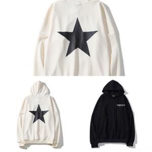 XzTxX Mulheres AIR Hoodie de Deus coringa Jersey TFOG Oversize Tee for Men NRG Marca essencial colaboração Designer T Shirt Fear Casual Shirt H