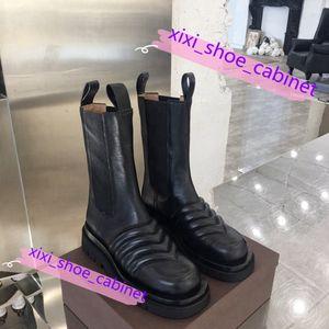 boots الجوارب العلامة التجارية منتصف الساق الأحذية في STORM CUIR المرأة منصة الأحذية 2019 سيدة الموضة الجديدة مصمم الحذاء الفاخر النساء الأحذية