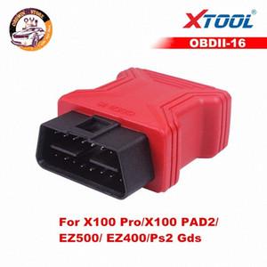 Xtool Универсальный Главный OBD2 разъем для X100 Pro X100 Pad 2 PAD2 EZ500 EZ400 Ps2 Gds адаптер Xtool OBDII 16 Pin h0cz #