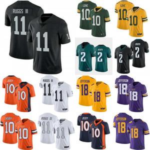 11 Henry Rs III Jersey 10 Love Justin 18 Jefferson 2 Hurts Jalen Reagor Jerry 10 Jeudy jersey