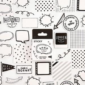 LOLEDE Karikatür Siyah ve Beyaz Balon Notebook Sevimli Desen Planlayıcısı Günlüğü Okul Cadılar Bayramı Şükran hediye Malzemeleri