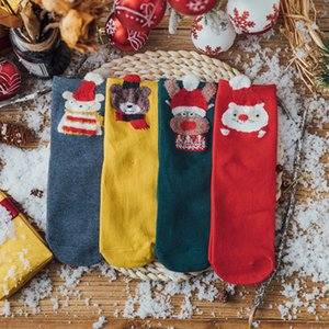 Hot Retro Stocking Gift Box Pendant Christmas Tree Ornaments Decoration Christmas Party Gift Bag Snowman Old Man Christmas Deer