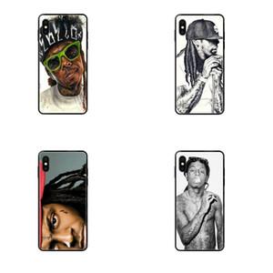 Para Apple iPhone 11 12 Pro 5 5S SE 5C 6 6S 7 8 X 10 XR XS Além disso Max Rapper Lil Wayne Luxo Phone Case Qualidade