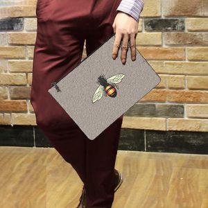 2021 classic brand clutch bag designer brand clutch bag animal pattern, Luxurys Designers Bags Designer Handbags Luxury