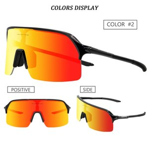Kapvoe Ciclismo Óculos UV400 Óculos de Bicicleta Bicicleta MTB Ciclismo Óculos Ao Ar Livre Óculos de Sol Esporte Montanha VHEJP