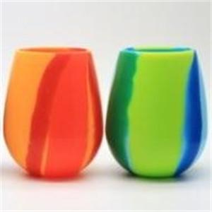 Камуфляж пивной кофе кружка силиконовые не скольжение красочные питьевые чашки воды бокал стеклянные чашки анти падения экологически чистые здоровые 7hya h1