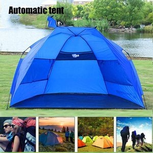 Tents And Shelters 1-2 People Fully Automatic Camping Tent Windproof Waterproof Couple Outdoor Instant Setup 4 Season1