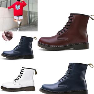 Stiefel Stiefel Schuhe Stiefel Martins Frauenschneeabnutzung Frau Fashion Leopard Platz Heel Stiefel New ArrivalAnkle Winter # 315