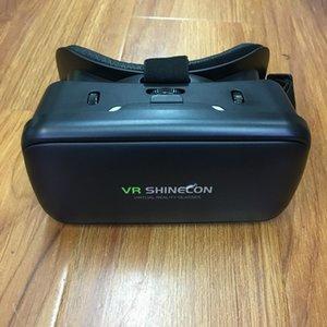 3D VR Lunettes jeu lunettes intelligentes Realidade couverture virtuelle amovible améliorée lunettes boîte de casque VR Pour xiaomo Huawei